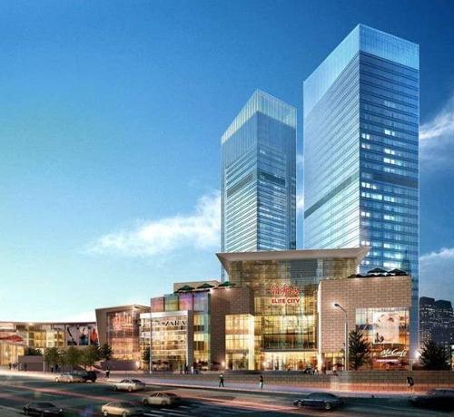 领秀城贵和购物中心