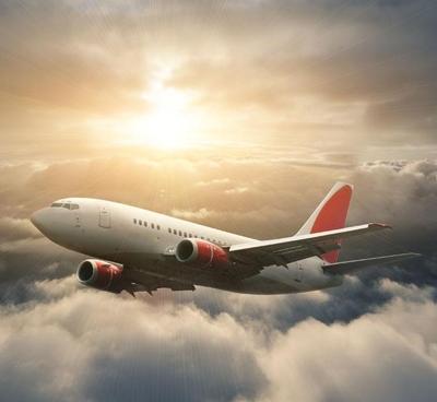 航空客机清洗