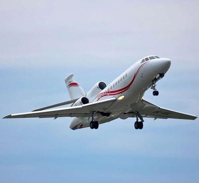 大型飞机清洗
