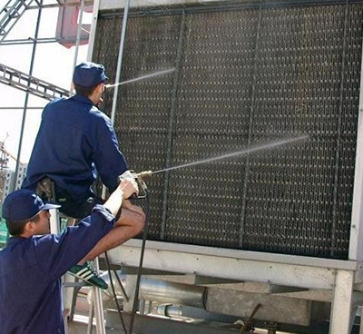 济南中央空调清洗