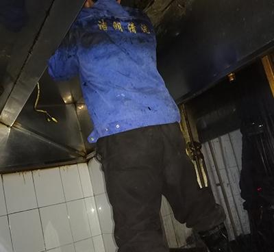 济南油烟机清洗