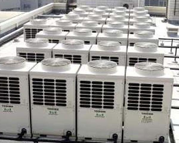中央空调风机盘管清洗
